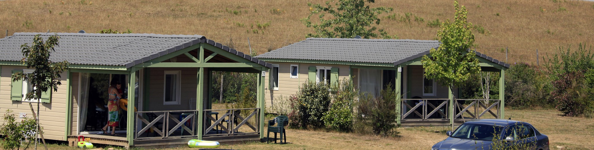Camping Location vacances Correze Lot