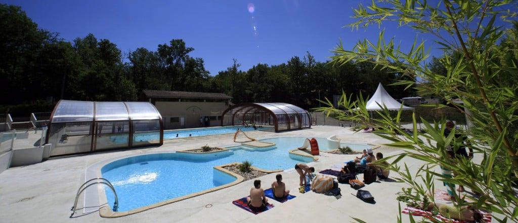 Hameaux des Lacs piscine